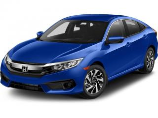 Used 2018 Honda Civic Accident Free, One Owner Civic SE Leased New Right Here at Waterloo Honda! Certified Powertrain Warr for sale in Waterloo, ON