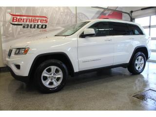 Used 2015 Jeep Grand Cherokee Laredo V6 4X4 for sale in Lévis, QC