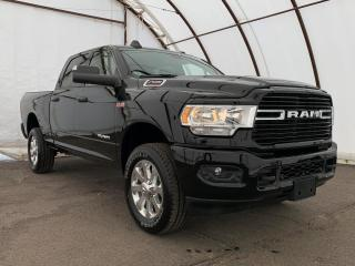 Used 2019 RAM 2500 Big Horn SPORT APPEARANCE, FRONT AND REAR PARK SENSE, HEATED SEATS/STEERING WHEEL for sale in Ottawa, ON