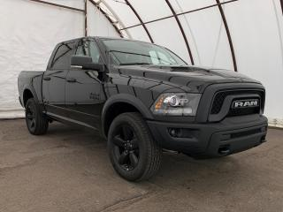 Used 2020 RAM 1500 Classic SLT WARLOCK, FACTORY REMOTE STARTER, POWER DRIVERS SEAT, 8.4 TOUCHSCREEN for sale in Ottawa, ON