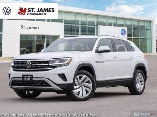 New 2020 Volkswagen Atlas Cross Sport Execline ***DEMO*** Price includes Winter Wheel Package for sale in Winnipeg, MB