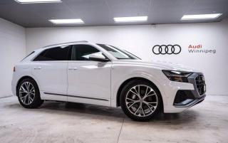 New 2020 Audi Q8 TECHNIK for sale in Winnipeg, MB