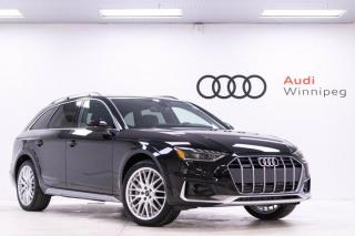 New 2020 Audi A4 Allroad Technik for sale in Winnipeg, MB