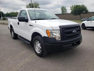 Used 2014 Ford F-150 2WD Reg Cab XL for sale in Châteauguay, QC