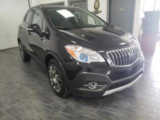 Used 2016 Buick Encore Awd Sport Touring for sale in Châteauguay, QC