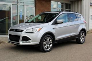 Used 2015 Ford Escape SE AWD 2.0L - LEATHER - NAV - REVERSE CAM for sale in Saskatoon, SK