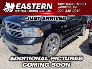 Used 2015 RAM 1500 Big Horn | As Traded | Remote Start | Sunroof | for sale in Winnipeg, MB