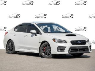 Used 2018 Subaru WRX Sport-tech WRX Sport-Tech Package - Pearl White for sale in Welland, ON