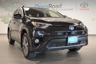Used 2017 Toyota RAV4 Hybrid LE+ for sale in Richmond, BC