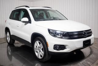 Used 2016 Volkswagen Tiguan COMFORTLINE 4MOTION CUIR TOIT PANO MAGS for sale in St-Hubert, QC