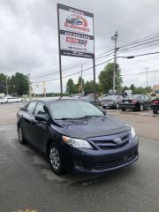 Used 2013 Toyota Corolla CE $66 BI-Weekly! for sale in Truro, NS