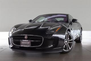 Used 2018 Jaguar F-Type Coupe 340hp for sale in Langley City, BC
