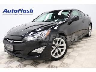 Used 2013 Hyundai Genesis Coupe *2.0T *M6 *Bluetooth *Clean! for sale in St-Hubert, QC