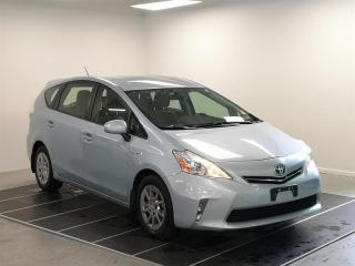 Used 2012 Toyota Prius V CVT for sale in Port Moody, BC