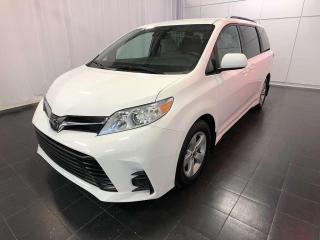 Used 2020 Toyota Sienna LE for sale in Québec, QC
