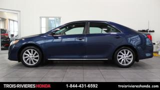 Used 2014 Toyota Camry LE + DEMARREUR + MAGS + TOIT! for sale in Trois-Rivières, QC