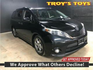Used 2013 Toyota Sienna SE for sale in Guelph, ON