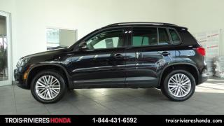 Used 2016 Volkswagen Tiguan SE 4 MOTION + MAGS + BLUETOOTH! for sale in Trois-Rivières, QC
