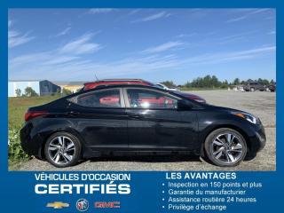 Used 2016 Hyundai Elantra GT GLS for sale in Amos, QC