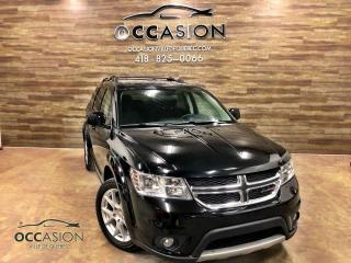 Used 2015 Dodge Journey Traction avant, 7 PLACES, Limited for sale in Ste-Brigitte-de-Laval, QC