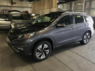 Used 2016 Honda CR-V Traction intégrale 5 portes tourisme for sale in Gatineau, QC