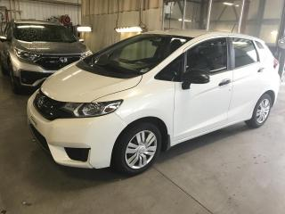 Used 2016 Honda Fit Hayon 5 portes, boîte manuelle, DX for sale in Gatineau, QC