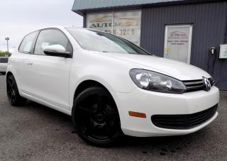 Used 2012 Volkswagen Golf ***TRENDLINE,BAS KILO,MAGS,A/C*** for sale in Longueuil, QC
