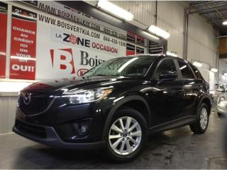 Used 2013 Mazda CX-5 CX-5 TOIT OUVRANT AWD CAMÉRA MAG BLEUTOOTH ! for sale in Blainville, QC