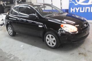 Used 2010 Hyundai Accent Hayon 3 portes, L (wow 112900 km) for sale in St-Constant, QC