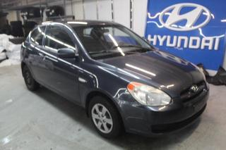 Used 2010 Hyundai Accent Hayon 3 portes, L ( wow 103000 km) for sale in St-Constant, QC