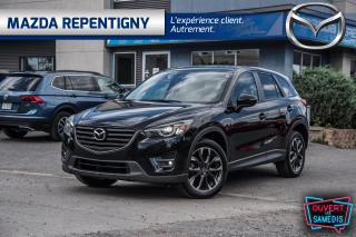 Used 2016 Mazda CX-5 AWD 4DR GT for sale in Repentigny, QC