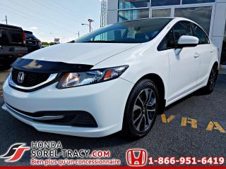 Used 2015 Honda Civic EX 4 portes, boîte automatique for sale in Sorel-Tracy, QC