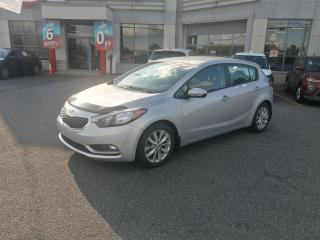 Used 2016 Kia Forte5 LX + CAMERA DE RECULE**DÉMARREUR A DISTANCE for sale in Mcmasterville, QC