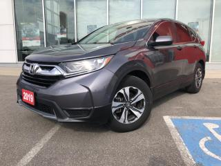 Used 2019 Honda CR-V LX for sale in Whitchurch-Stouffville, ON