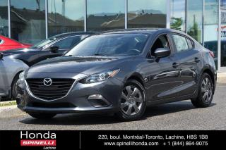 Used 2014 Mazda MAZDA3 GX-SKY AUTO BLUETOOTH AC*GROUPE ELECTRIQUE*BLUETOOTH*++ for sale in Lachine, QC