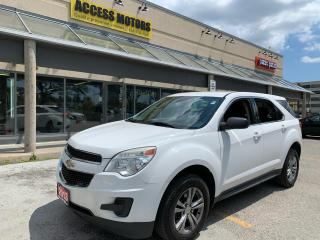 Used 2013 Chevrolet Equinox AWD 4DR LS for sale in North York, ON