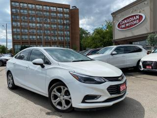 Used 2016 Chevrolet Cruze Premier for sale in Scarborough, ON