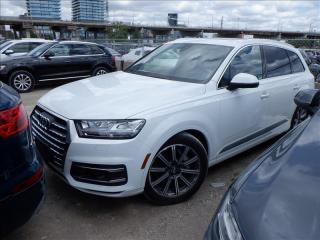 Used 2017 Audi Q7 TECHNIK/MASSAGE SEATS/HEADS UP DISPLAY/ AIR SUSPENSION! for sale in Toronto, ON