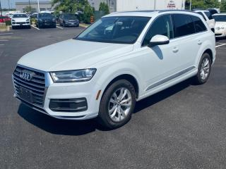 Used 2017 Audi Q7 VENTILATED SEATS/PANO/VIRTUAL COCKPIT/7 PASS! for sale in Toronto, ON