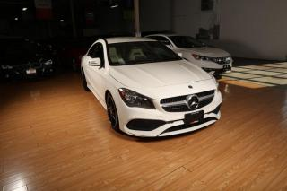 Used 2017 Mercedes-Benz CLA-Class 4dr Sdn CLA 250 4MATIC for sale in Toronto, ON