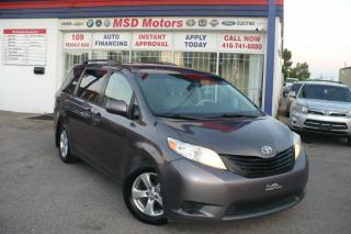 Used 2014 Toyota Sienna BASE for sale in Toronto, ON