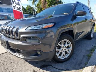 Used 2015 Jeep Cherokee North for sale in Ottawa, ON