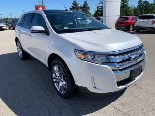 Used 2013 Ford Edge Limited | Remote Keyless Entry | Bluetooth for sale in Harriston, ON
