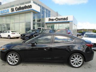 Used 2018 Mazda MAZDA3 GT for sale in St Catharines, ON