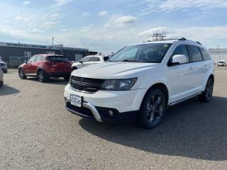 Used 2015 Dodge Journey AWD 4dr Crossroad *7-Passenger* *Heated Seats/Whee for sale in Brandon, MB