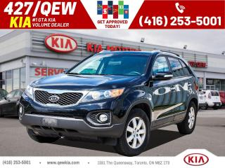 Used 2012 Kia Sorento LX for sale in Etobicoke, ON