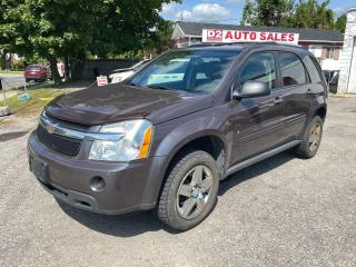 Used 2008 Chevrolet Equinox LS/Automatic/Power Group/AS IS Special for sale in Scarborough, ON