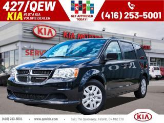 Used 2014 Dodge Grand Caravan SXT for sale in Etobicoke, ON