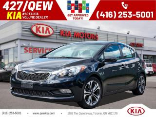 Used 2016 Kia Forte5 EX for sale in Etobicoke, ON