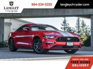Used 2019 Ford Mustang GT  Backup Camera / Bluetooth / Accident Free for sale in Surrey, BC